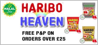 Haribo Heaven Halal